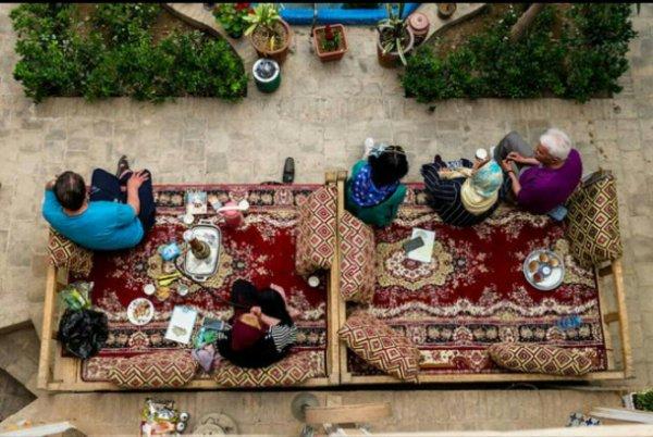 Adobe House, Yazd