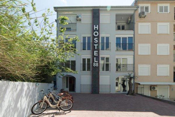 Hostel 88, Budva