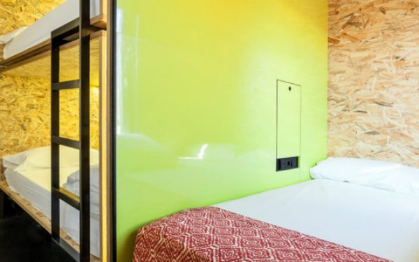 Bastardo Hostel, Madrid