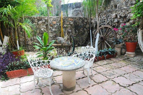 Siesta Fiesta Hotel & Hostel, Мерида