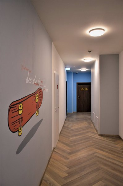 DREAM Hostel Prague, प्राग