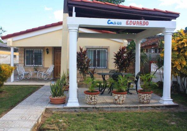 Casa Eduardo, Matanzas
