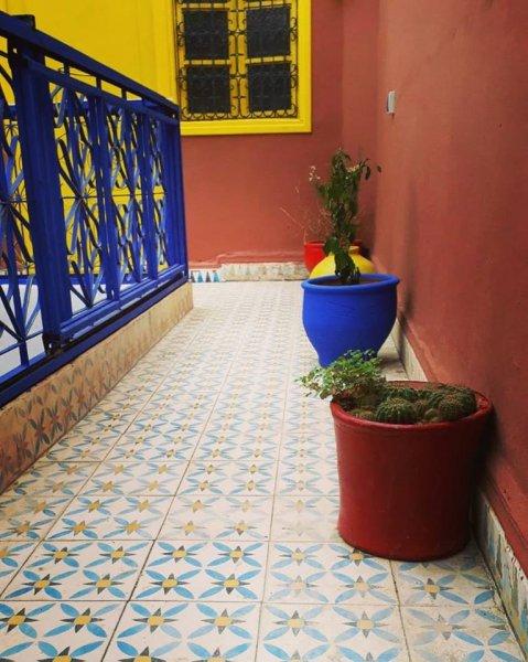 Mosaic Hostel Marrakech, Marrakech