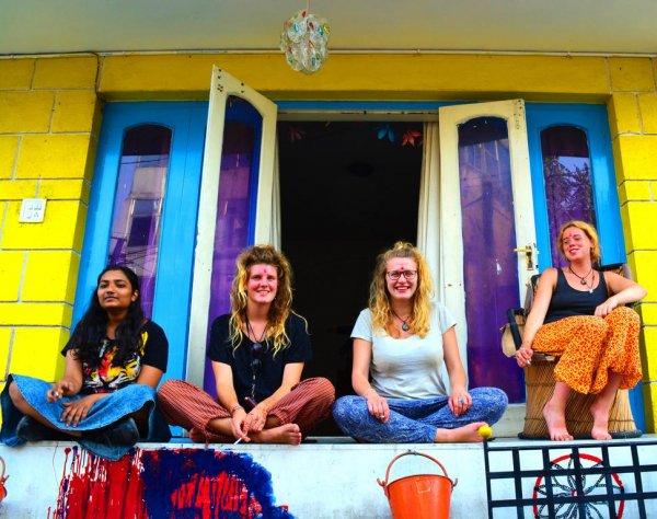 Jaipur by Roadhouse Hostels, Джайпур
