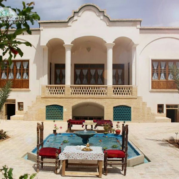 Ferdows Kooshk traditional hotel, Kashan