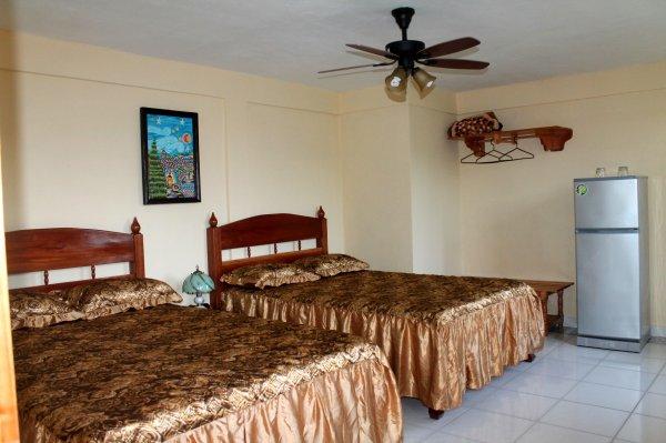 las palmeras, Baracoa