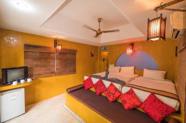 Asia Blue Beach Hostel Hacienda, Koh Phangan