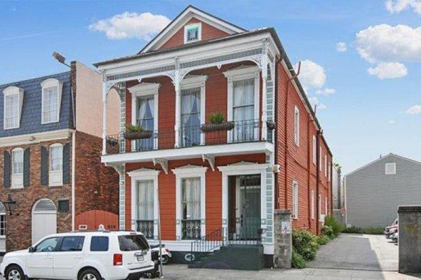 IHSP French Quarter House, Naujasis Orleanas