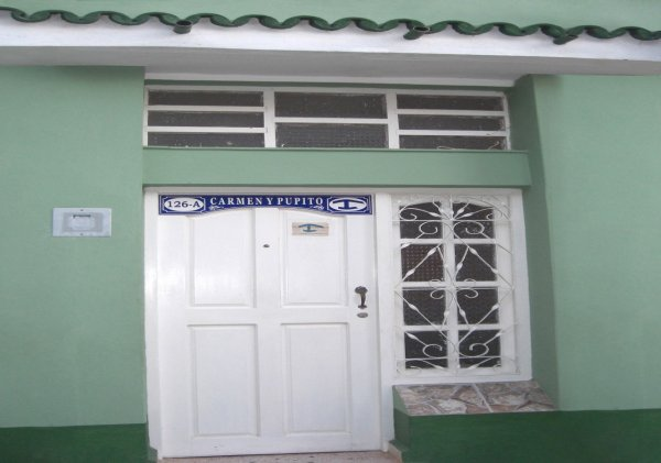 Casa Carmen y Pupito, Trinidad