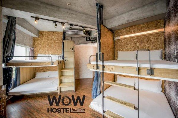 Hualien WOW Hostel, Hualien