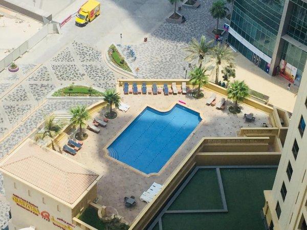 Dubai beach host, Dubai