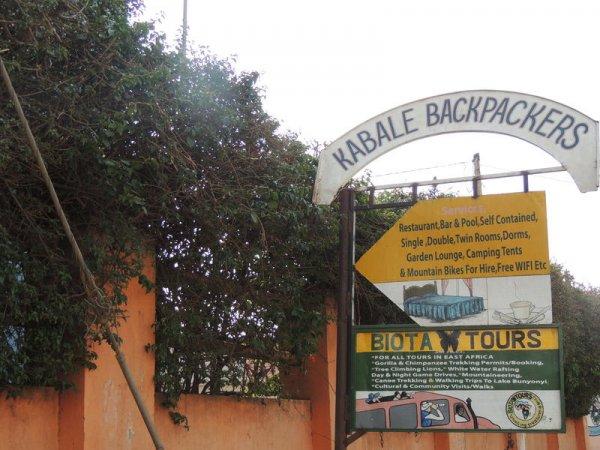 Kabale Backpackers, Kabale