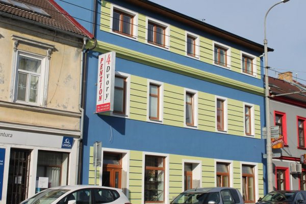 Penzion4Dvory, Ceske Budejovice