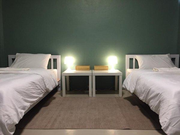 Sleepcase Hostel, Bangkok
