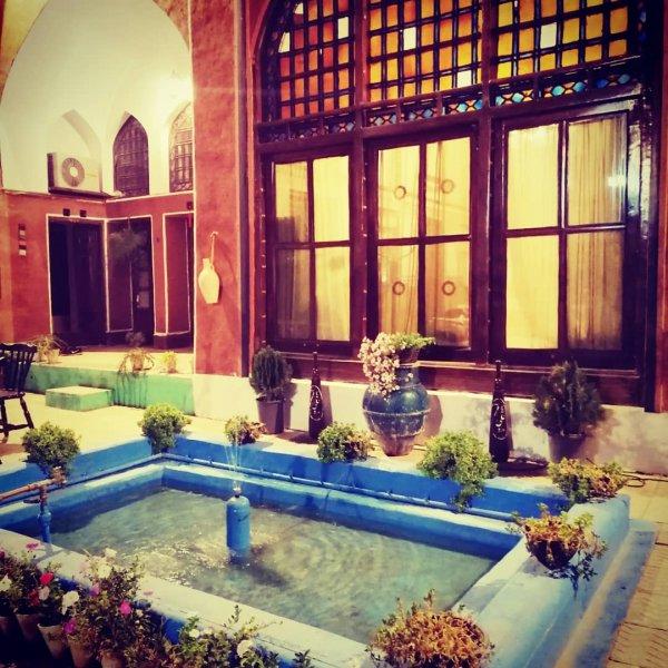 Nargol Guest House, Esfahan