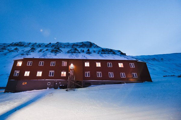 Gjestehuset102, Longyearbyen - Svalbard