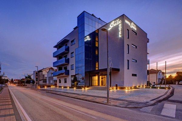 Hotel Scala, Vodice