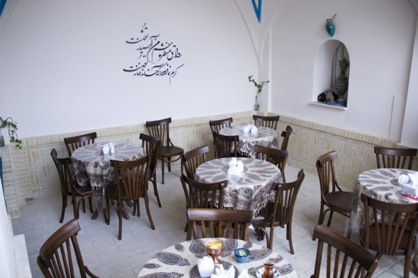 Saraye Malek, Kashan