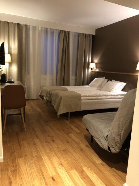 Lidingö Arena Hotell, Стокгольм