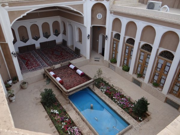 Sunny Land Guest House, Yazd
