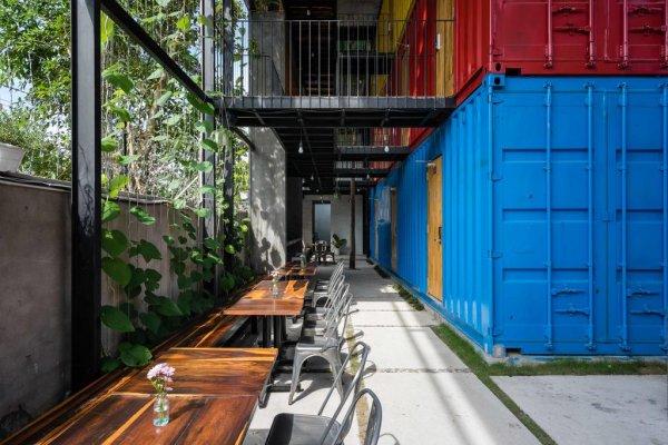 Ccasa Hostel &Coffee Bar, Nha Trang