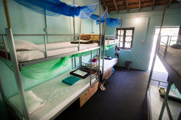 The Funky Monkey Hostel, Anjuna