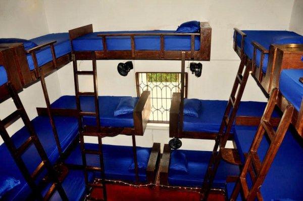 That Crazy Hostel, Anjuna