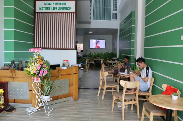 Nature Hostel & Drinks, Quy Nhon