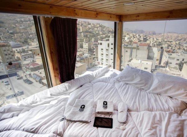 Petra Capsules Hostel, Petra