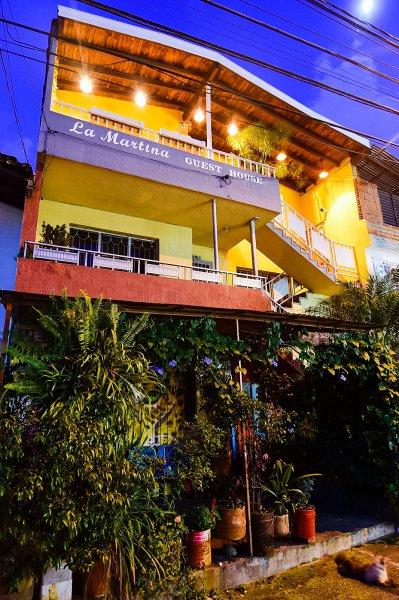 La Martina Guest House, Medellín