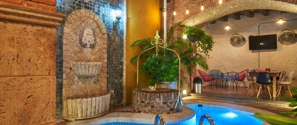 The Icon Capsule Hostel, Cartagena