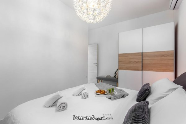 Wellness & Relax by Seamans Apartments, 리제카