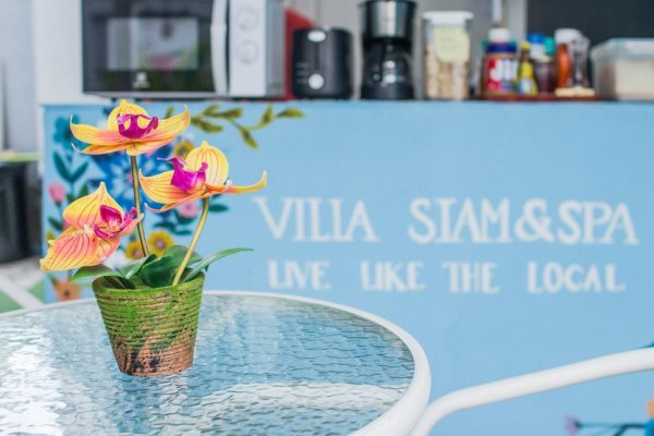 Villa Siam and Spa, Bangkok