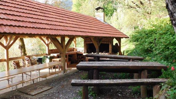 Planinarski dom Skrad, Delnice