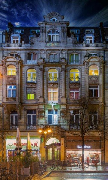 Frankfurt Hostel, Франкфурт