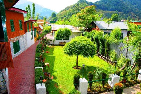 Hotel New Green View Ghulam, Srinagar