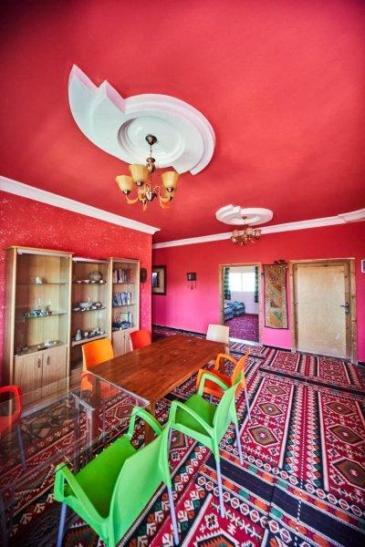 Bedouin Pink EcoHouse, Petra