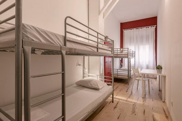 Queen Hostel, Milaano