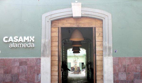 Casa MX Alameda, Mexico City