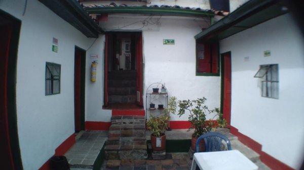 Hostal Baluarte, Bogota