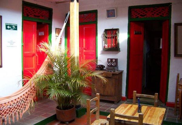 Hostal Baluarte, Богота