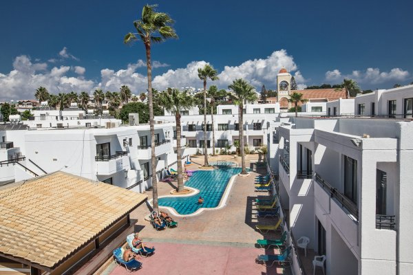 Anthea Hotel Apartments, Ayia Napa
