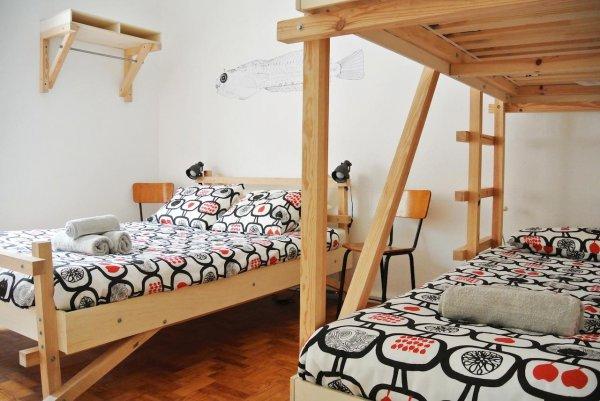Nazaré Hostel, Nazaré