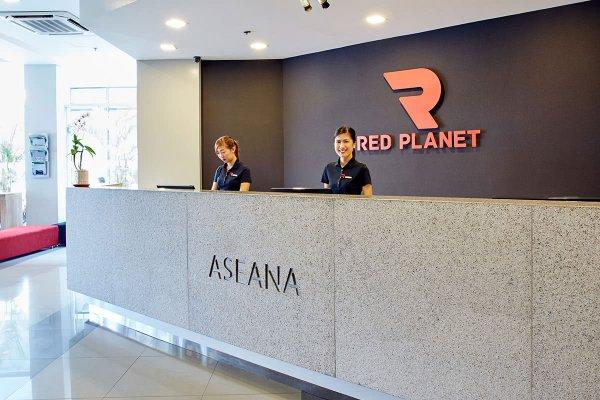 Red Planet Manila Aseana City, Манила