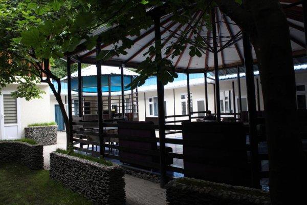 Park Hostel Osh, Ošas