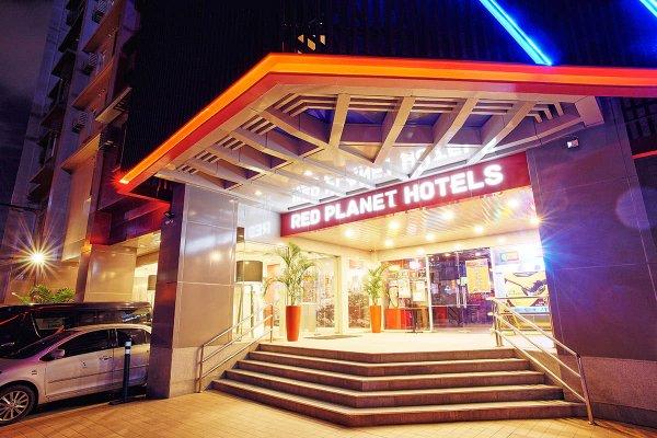 Red Planet Manila Makati, Манила
