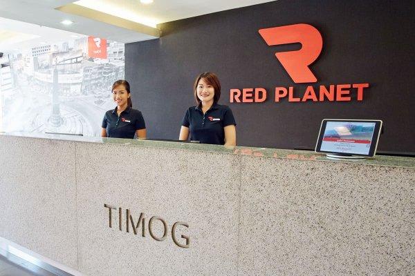 Red Planet Quezon Timog, Манила