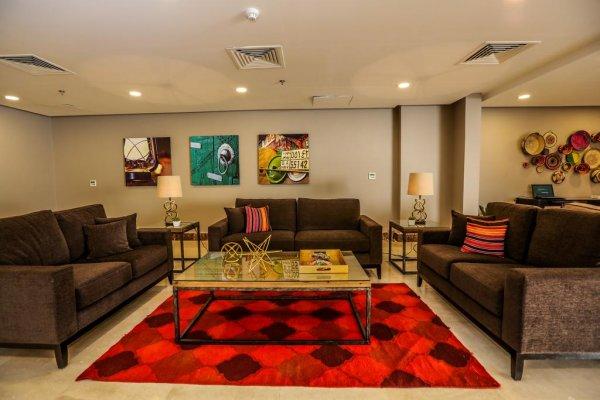 Shada Suites Al Zahra,