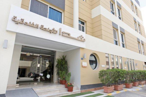 Shada Suites AL Salama, Jeddah