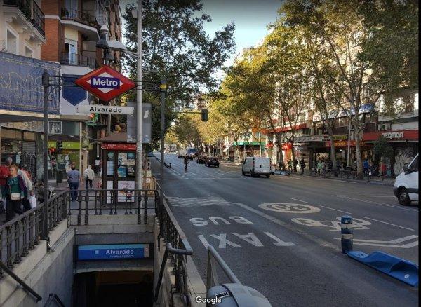 Hostel Metropolitano CC, Madrid